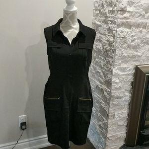 NWT Calvin Klein black dress